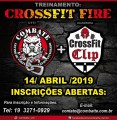 Ingresso CrossFit Clip Fire Combate